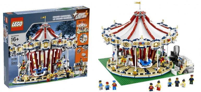 Grand Carousel lego