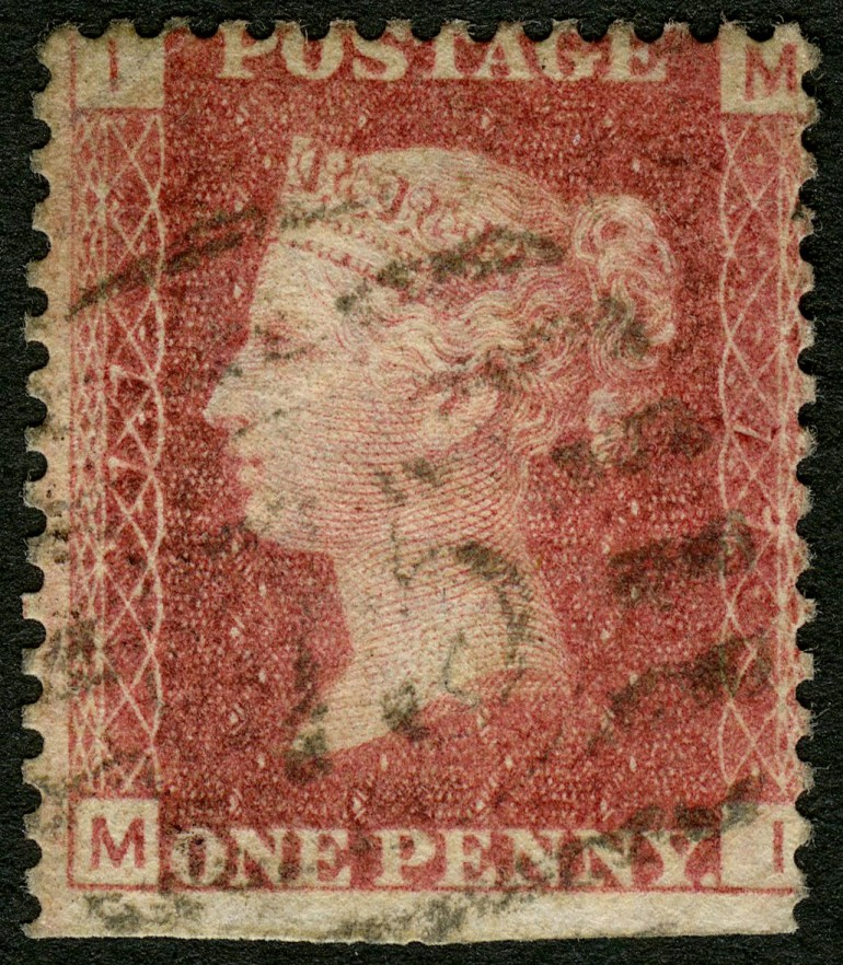 Penny Red stamp (1)