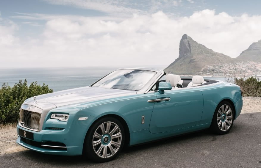 Top 3 Luxury Sedan Cars 2016: The Rolls Royce Dawn Is Now Top Gear's 2016 'Luxury Car Of