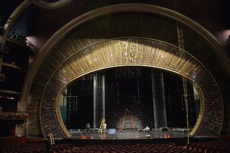 Swarovski Oscar Stage 2016