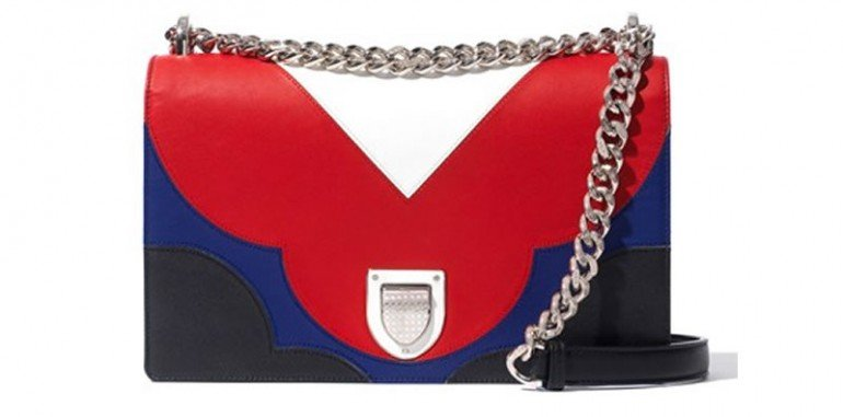 The Diorama bag by Dior