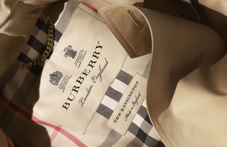 The Monogrammed Burberry Heritage Trench Coat_005
