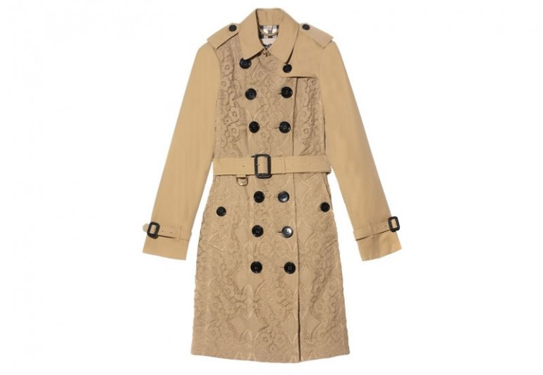The Sandringham heritage trench coat by Burberry