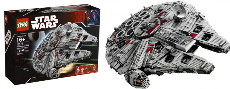 Ultimate Collectors Millennium Falcon lego