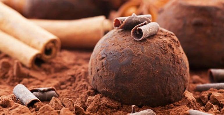 When a truffle isn't really a truffle…