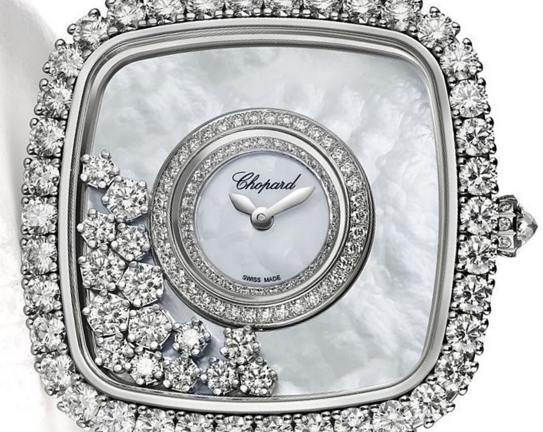 Chopard S Anniversary Happy Diamonds Watch Is A Vintage