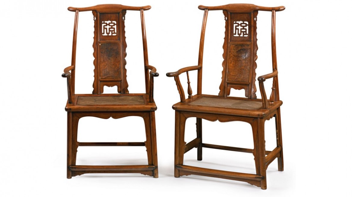 classic chinese arm chairs sell