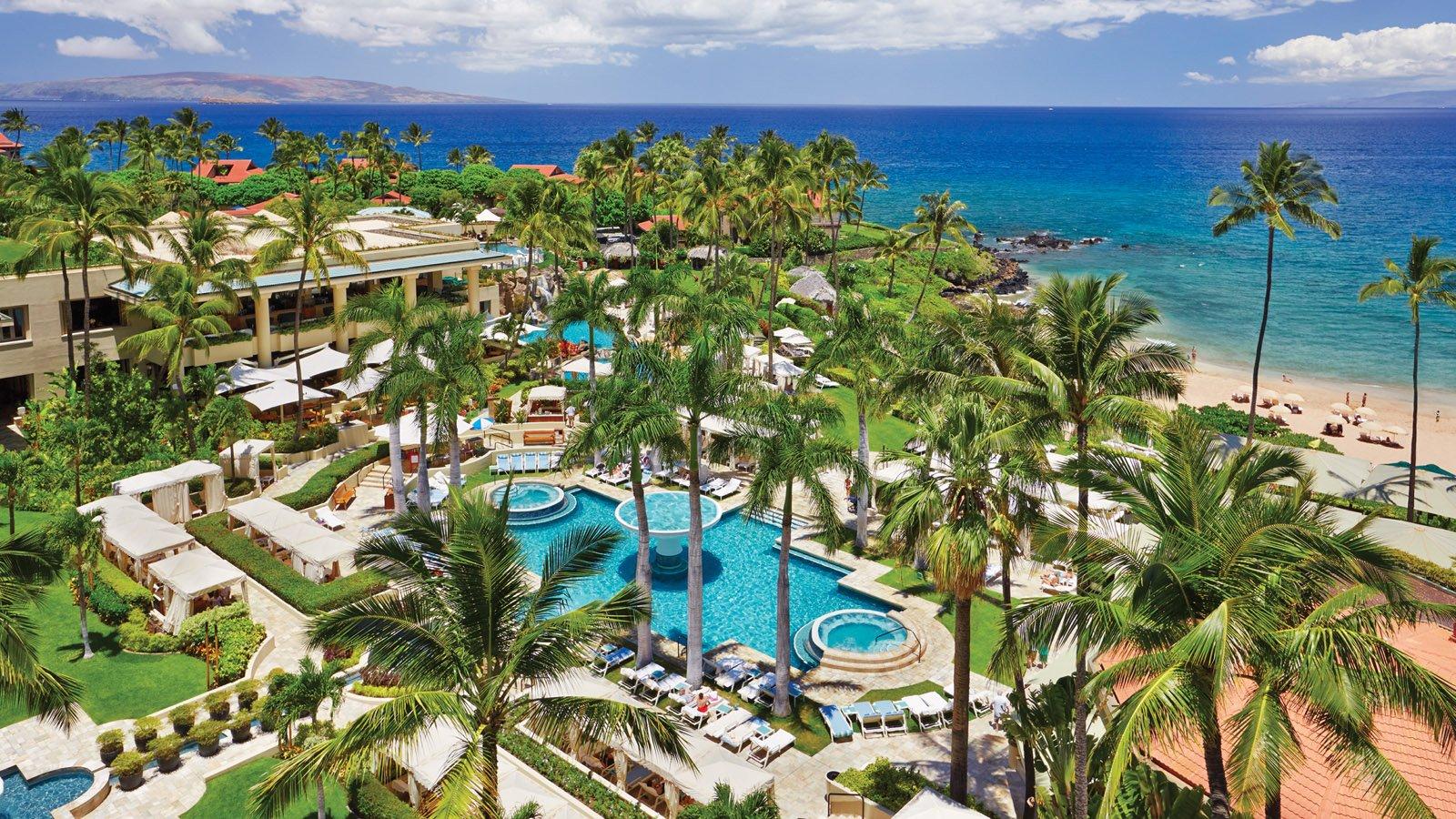 Palms Maui Hotel