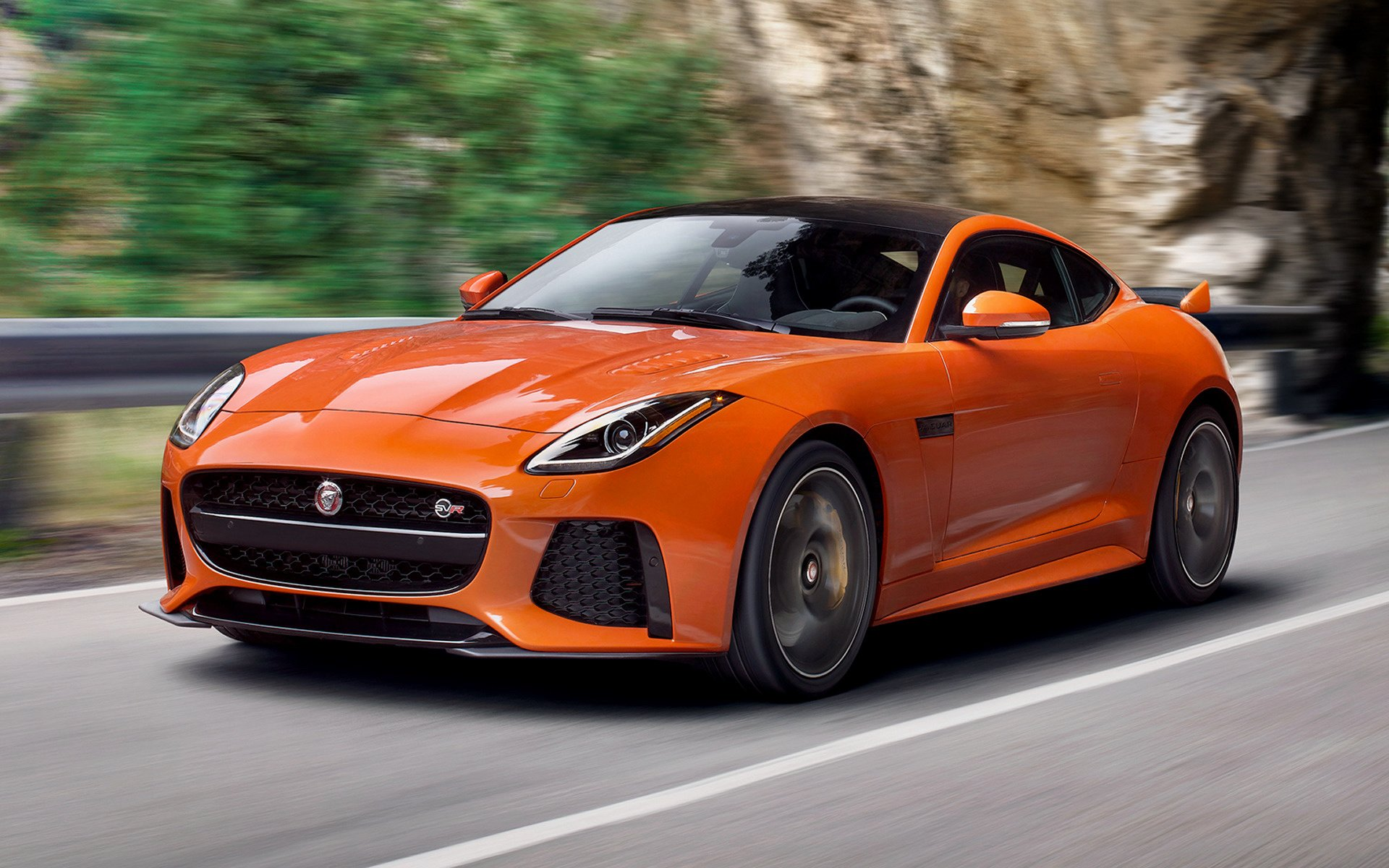 jaguar using true type coupe
