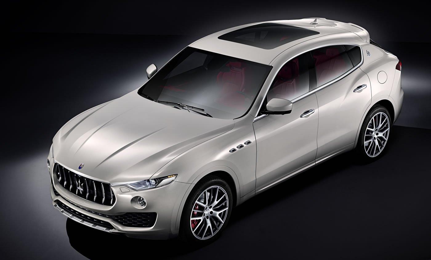 BMW Twin Turbo >> The Maserati Levante a super sexy V6 SUV