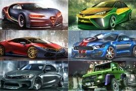 superheroes-supercar