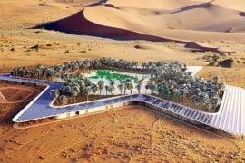 words greenest luxury resort UAE (4)