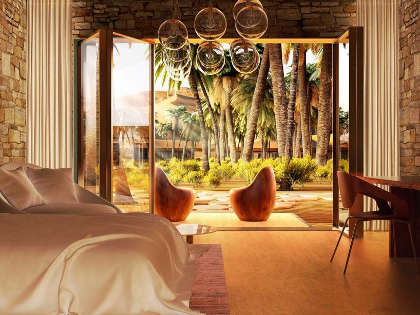 words greenest luxury resort UAE (6)