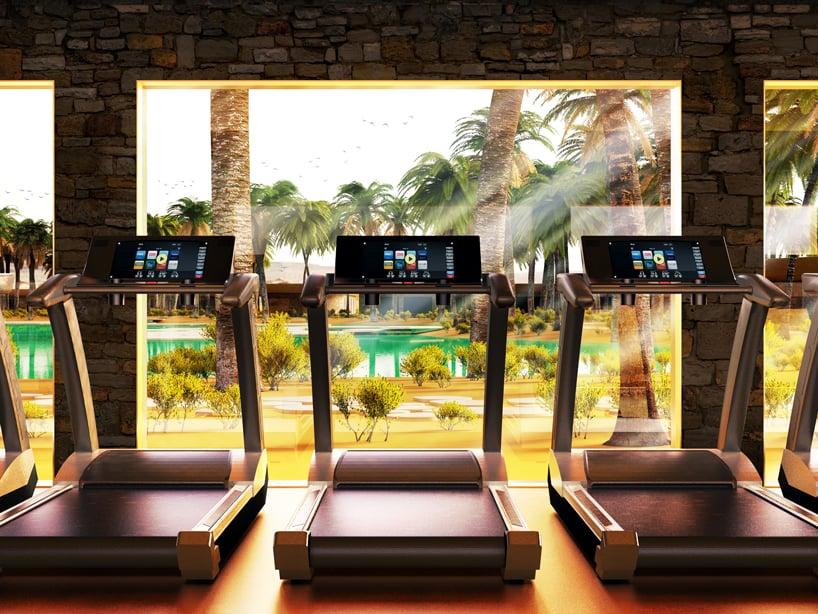 words greenest luxury resort UAE (7)