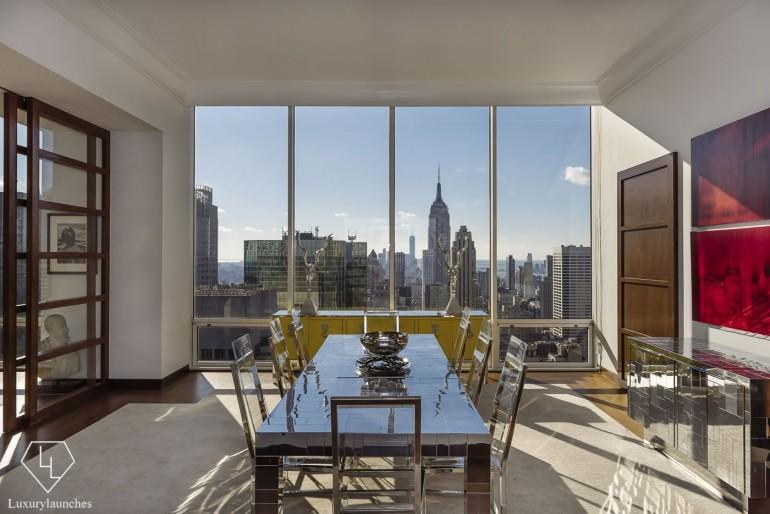13084185-641 Fifth Avenue-Gucci Penthouse-DiningRoom