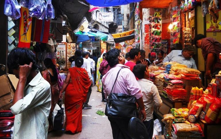 5 Old Agra Bazaar (1)