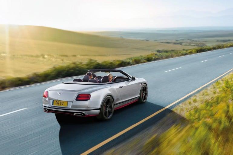 Bentley Continental GT Speed Black Edition (4)