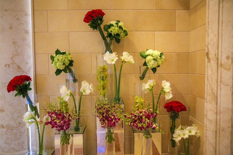 Four-Seasons-Disney-World-lobby-flowers-1