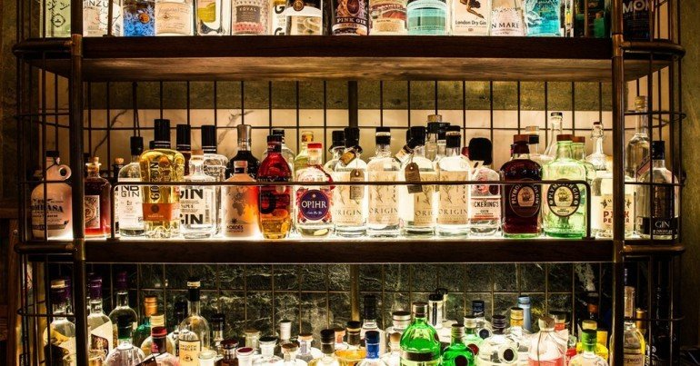 London gin bar (3)
