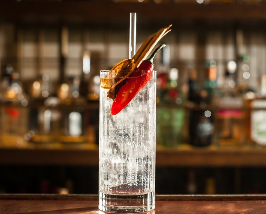 Largest Gin Bar In London Is A Library Of Spirits
