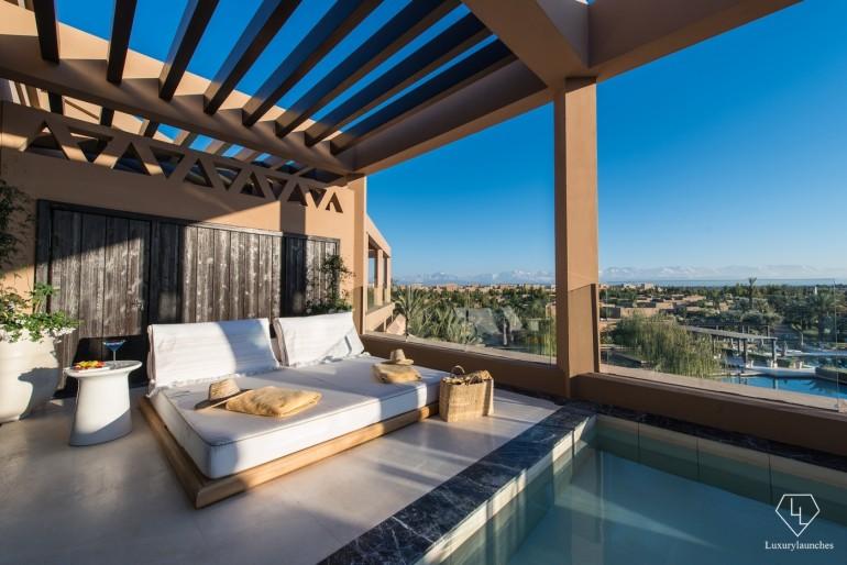 Panoramic Suite terrasse