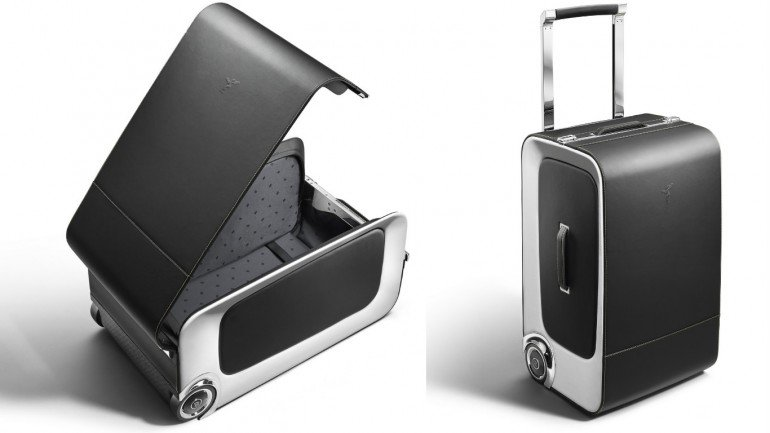 Rolls Royce Wraith luggage collection (3)