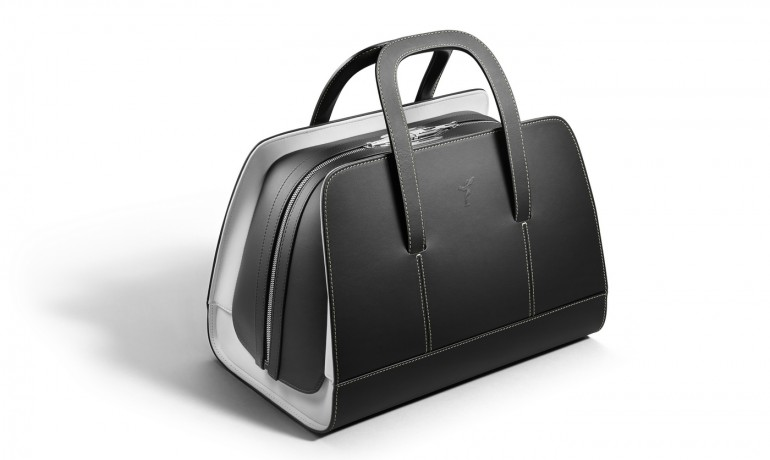 Rolls Royce Wraith luggage collection (6)