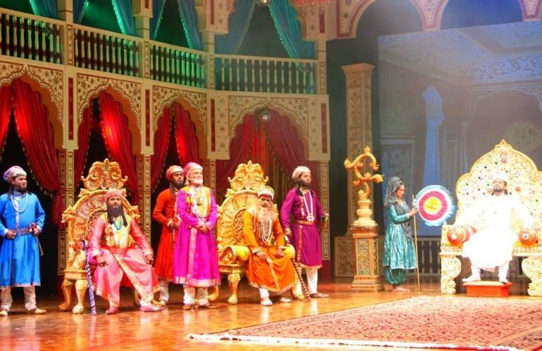 Show at Kalakriti