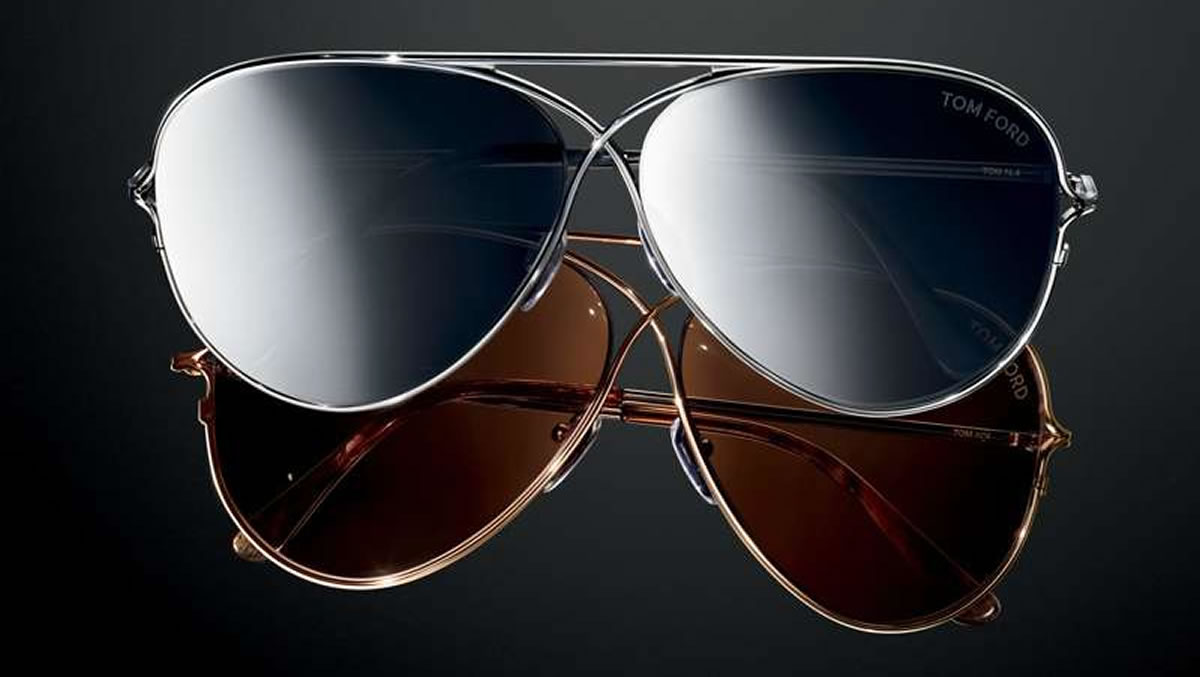 f0377f09ad4 Tom Ford celebrates 11 years with 11-piece eye wear collection -