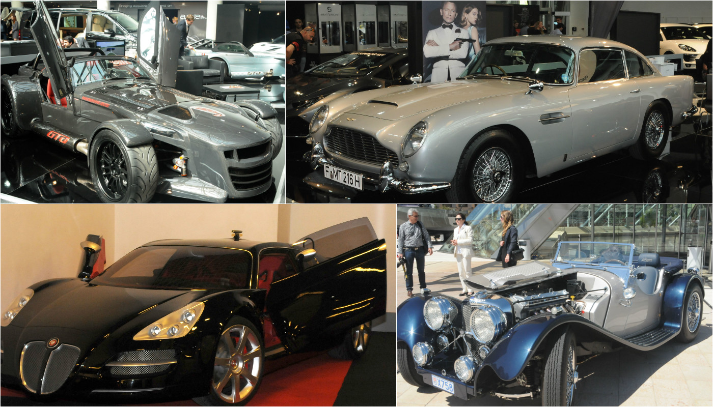 10 cars that stole the show at the top marques 2016 in monaco. Black Bedroom Furniture Sets. Home Design Ideas
