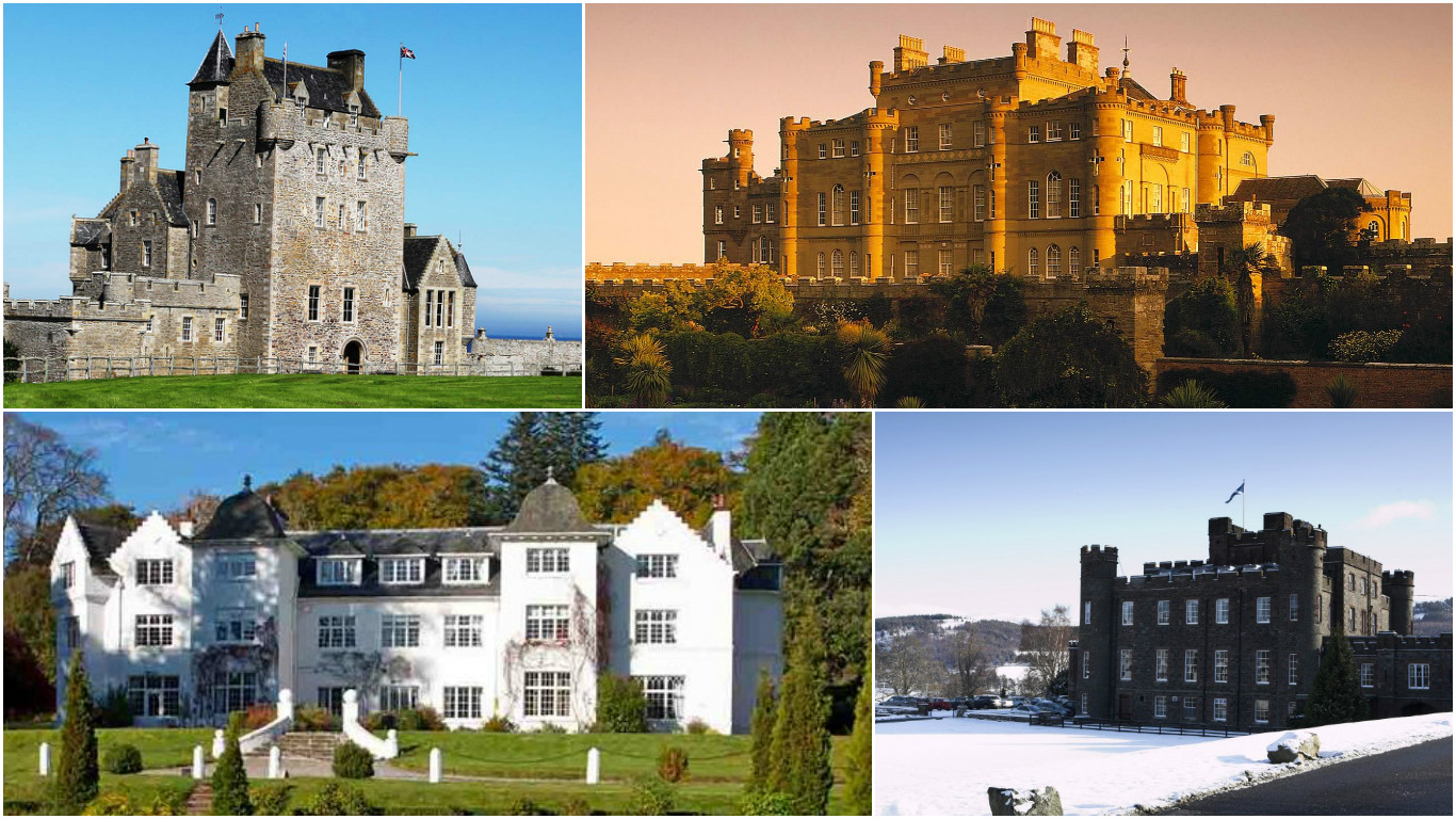 Vacation Like A True King 5 Of The Best Castles You Can