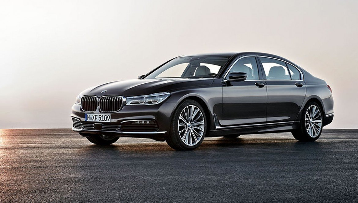 BMW Series Is Named Best Luxury Car In The World Luxurylaunches - Best bmw 7 series