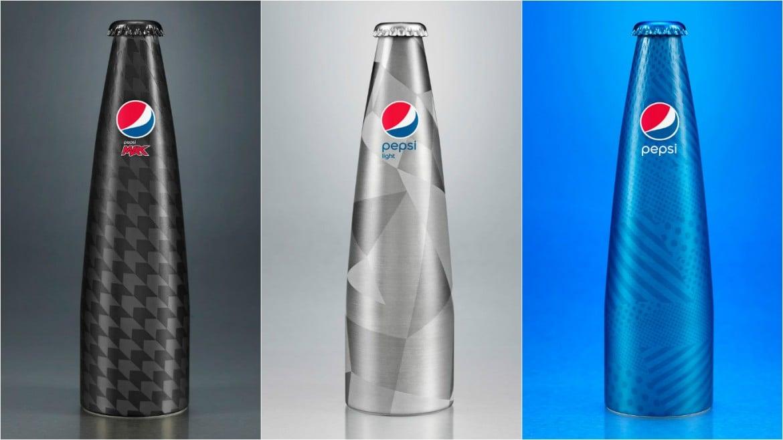 Karim Rashid Designs Premium Bottles For Pepsi