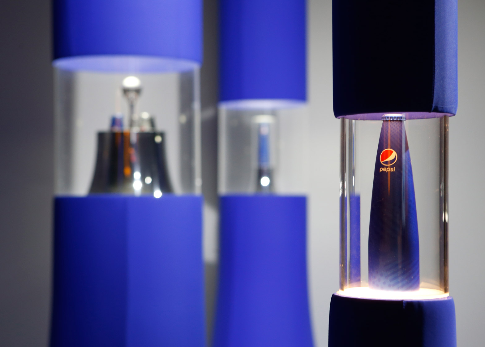 Karim Rashid Designs Premium Bottles For Pepsi