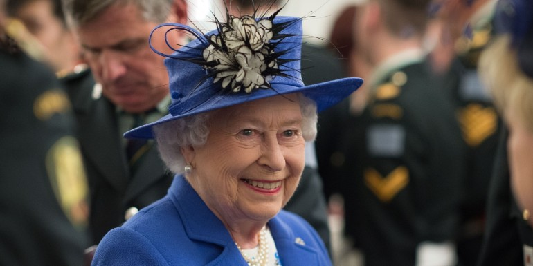 BRITAIN-CANADA-ROYAL-HISTORY-WWI