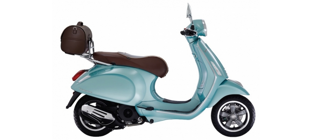 70th anniversary Vespa scooter is deliciously retro and chic : Luxurylaunches