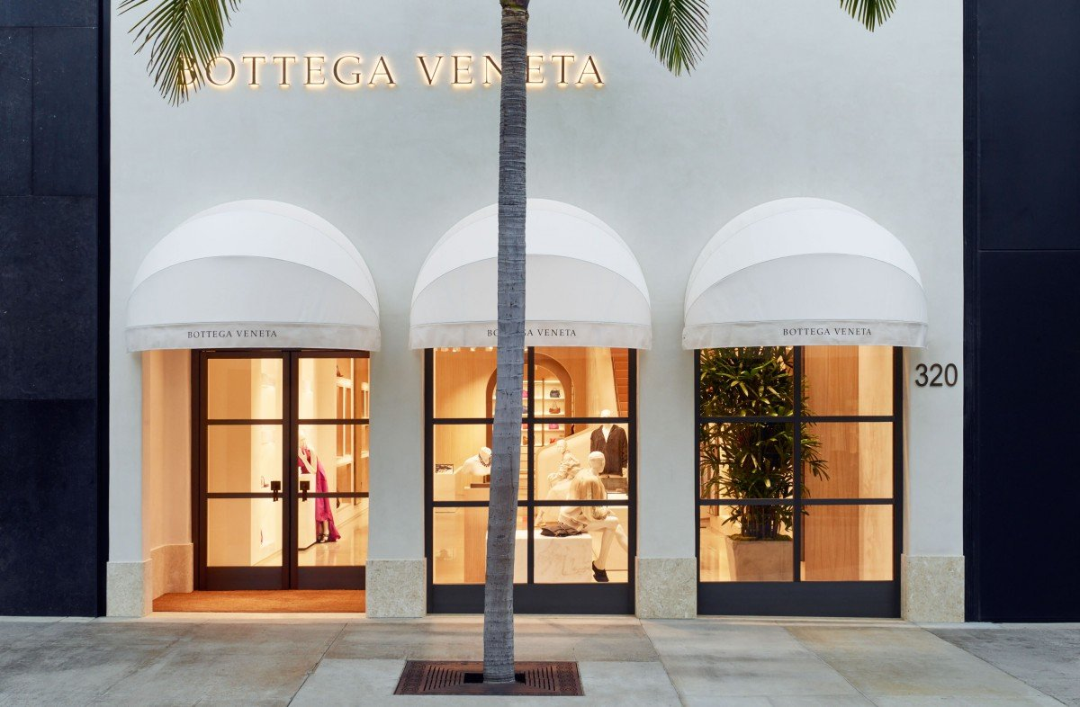 a few days away designer fashion new photos Bottega Veneta opens a Maison in Beverly Hills its second in ...