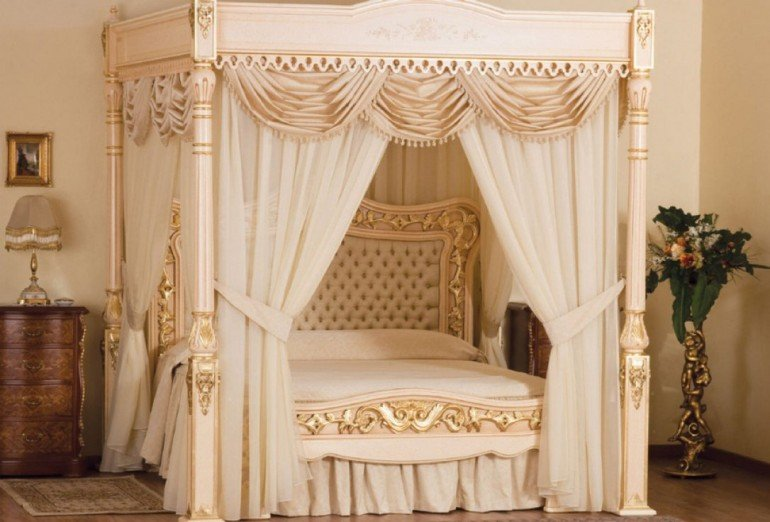 Baldacchino Supreme Bed. Here are the 5 most expensive beds in the world   Luxurylaunches