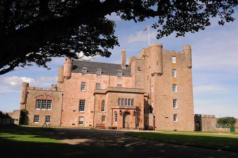 Castle Mey Exterior