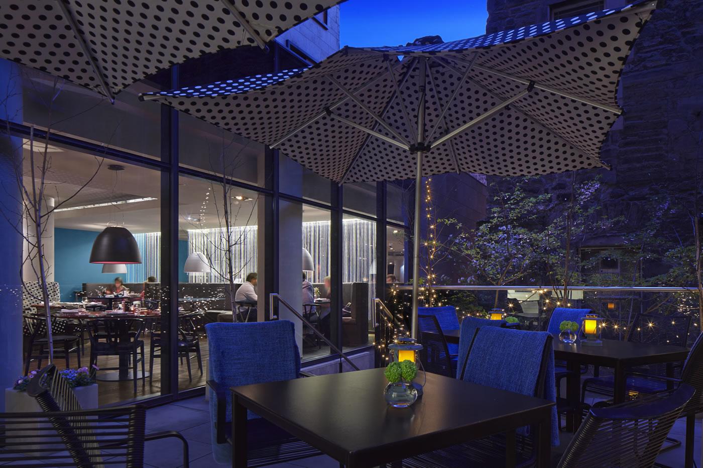 G v royal mile hotel edinburgh review for Cucina g v hotel