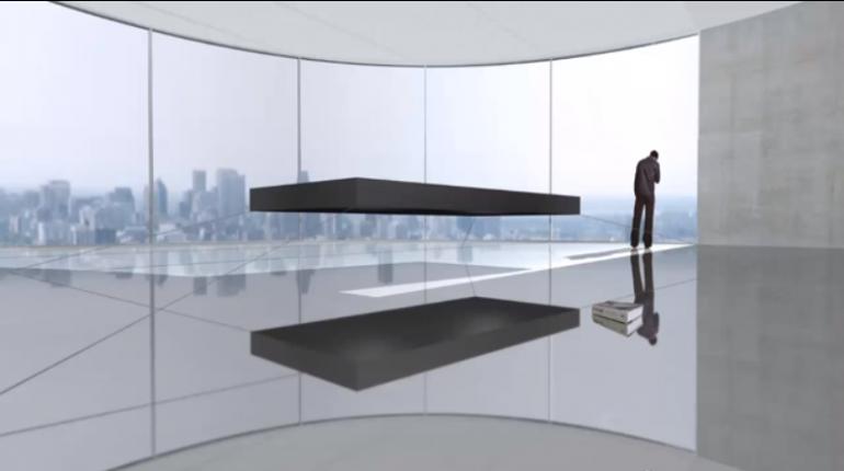 Janjapp Ruijssenarrs' Magnetic Floating Bed