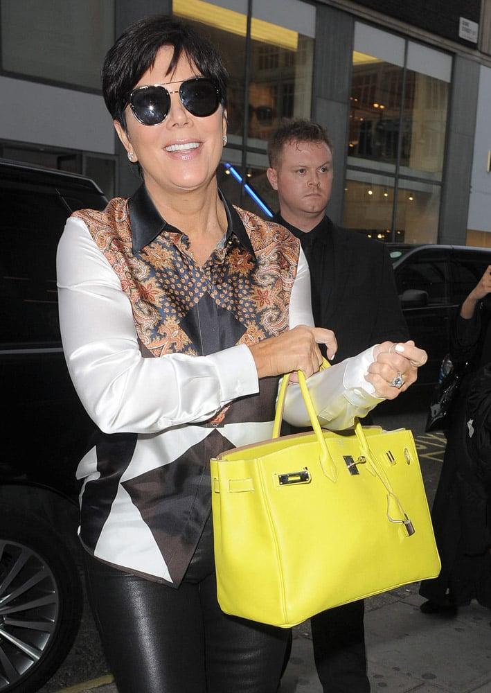 Hermès Limited Edition Candy Birkin Bag, $12,000