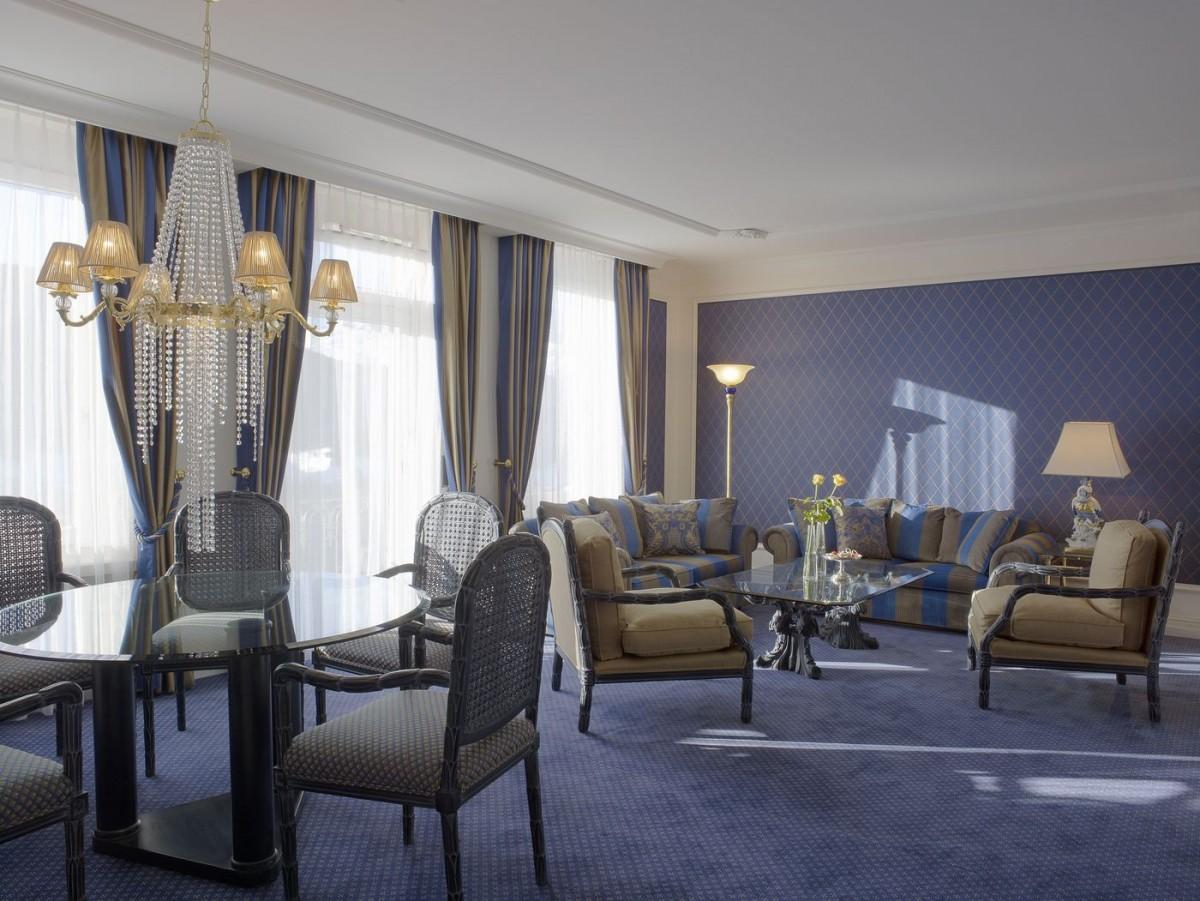 Kronenhof Suit – Kronenhof Hotel