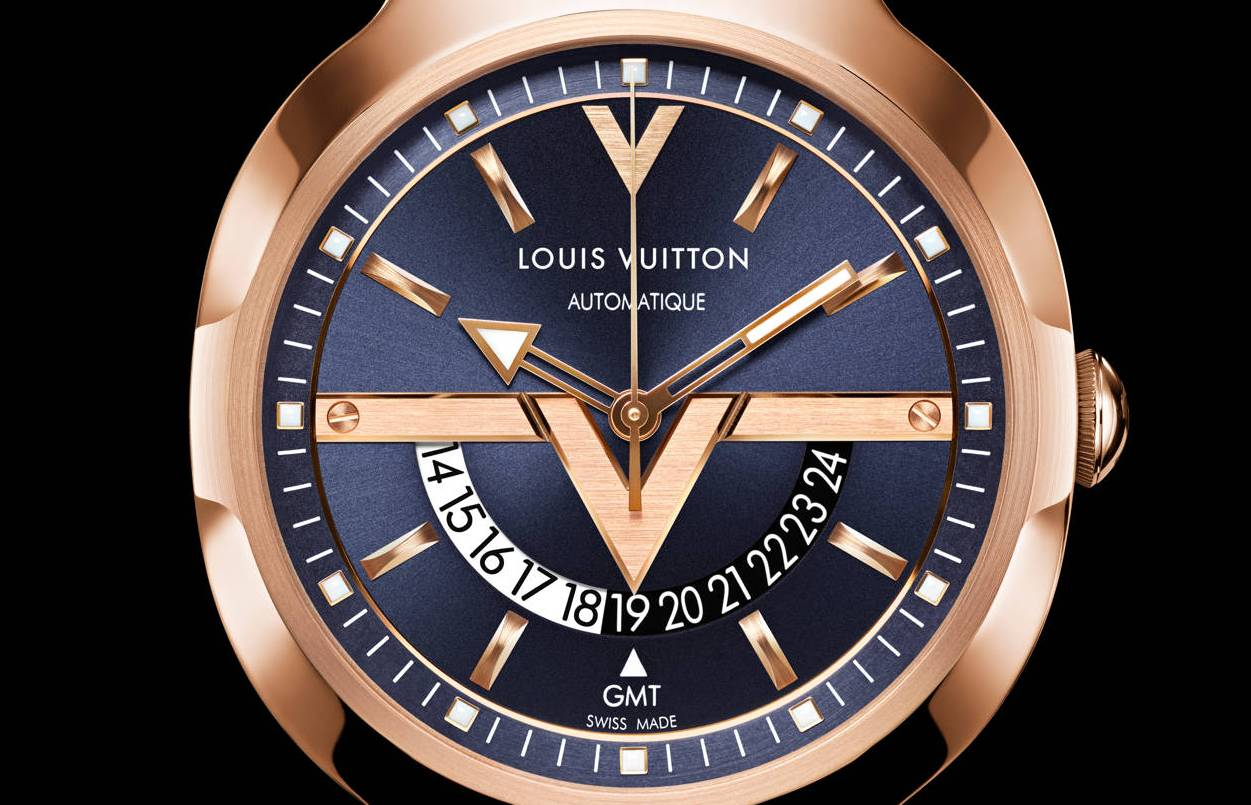 Special Time GMT Louis Vuitton? Luxury Watch without Time