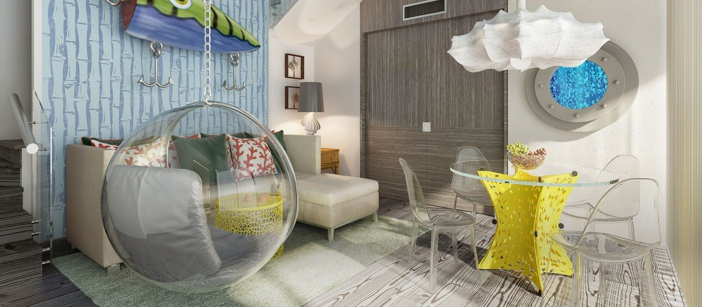 Luxury For Kids The Nickelodeon Resort Debuts A