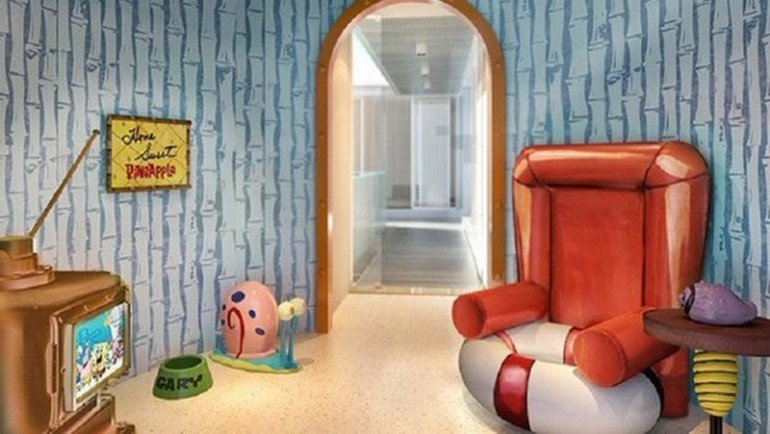 Nickelodeon-Resort-pineapple-villa (2)
