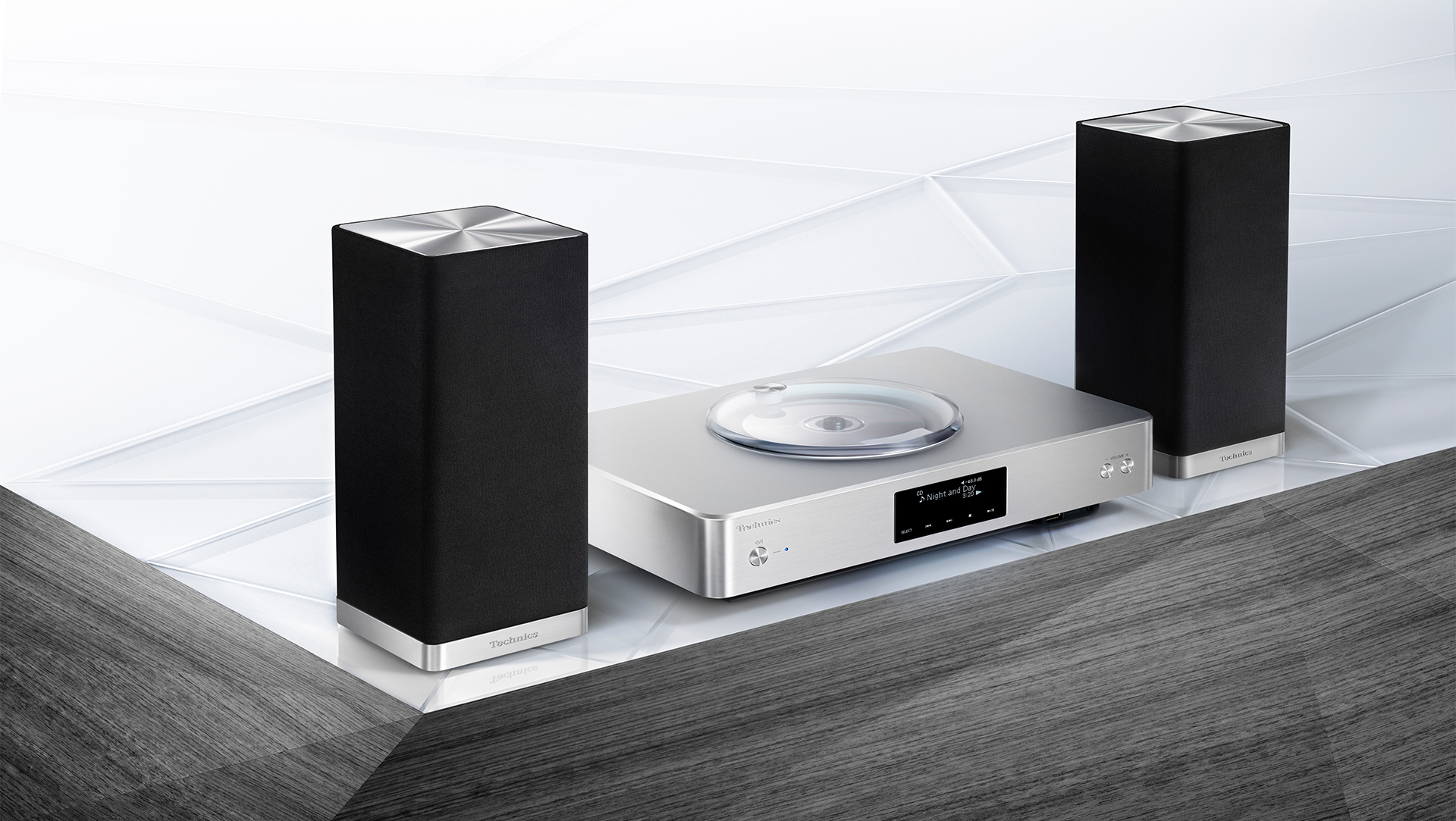 A 2500 Cd Player From Technics For The Audiophile Of The