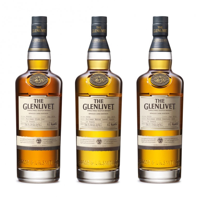 The Glenlivet pays tribute to Pullman trains-2