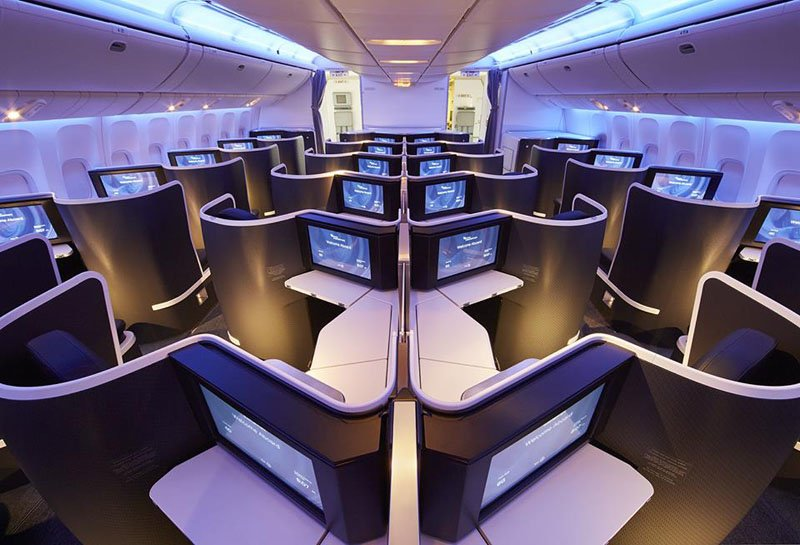 Inside Virgin Australia S New Trendy And Luxurious