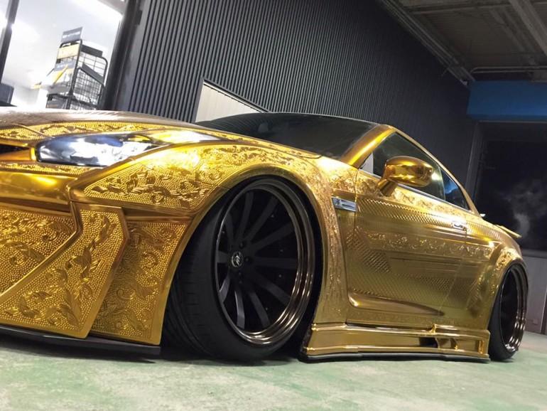 gold-plated-Nissan-gtr-dubai (2)